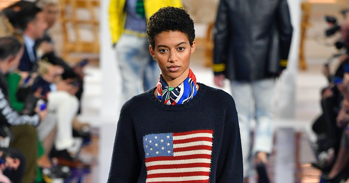 Will wearing the American flag feel less gross post-Trump?