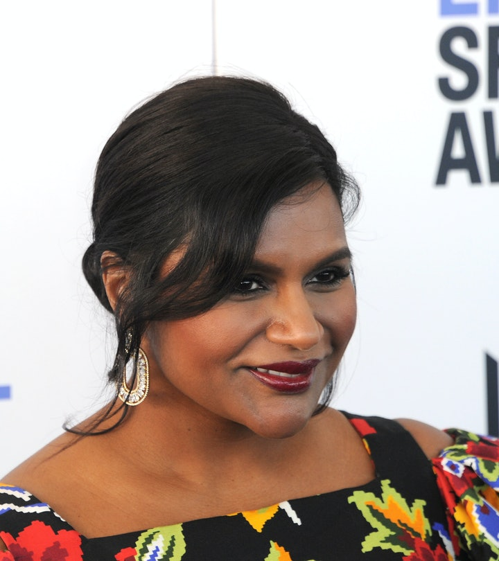 Mindy Kaling shared her son Spencer's middle name.