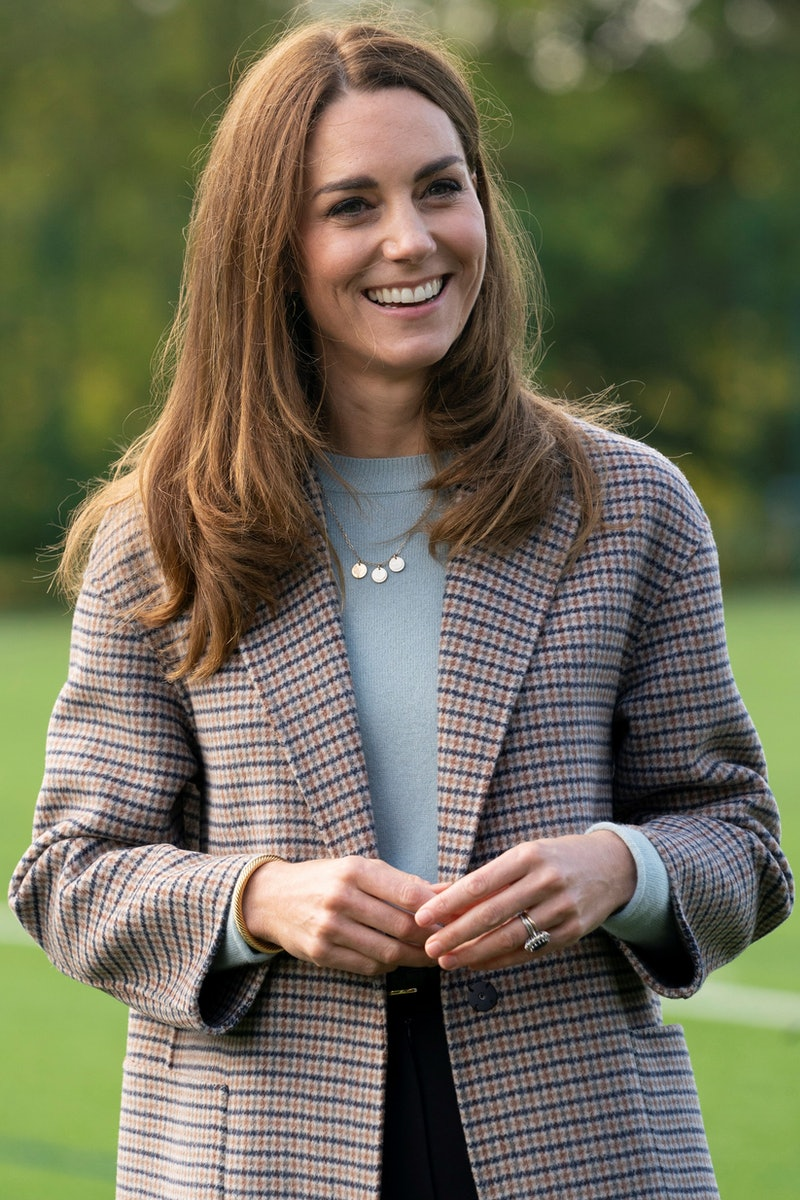 kate middleton opened up about motherhood on 'royal train tour'