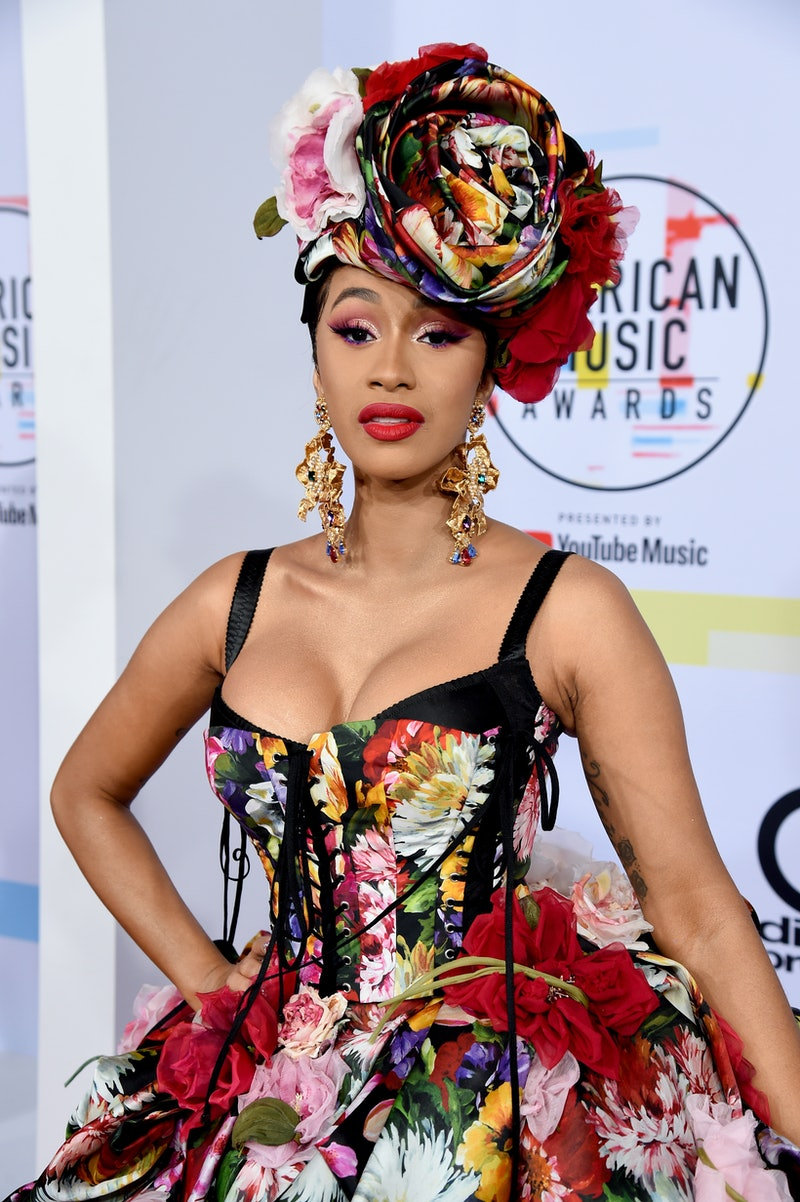 Cardi B addresses backlash after tweeting about an $88,000 purse.