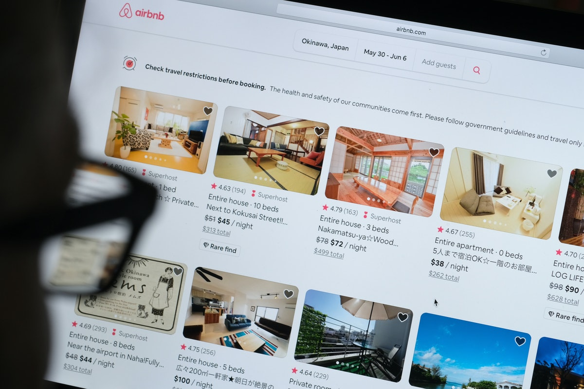 Airbnb will be rolling out restrictions for the length of stay for some customers on New Year's Eve.