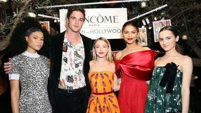 Jacob Elordi has said he's close friends with Zendaya, as well as the rest of the 'Euphoria' cast.