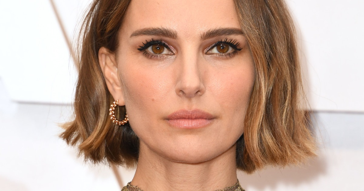 This Detail In Natalie Portman's Oscars Look Is An Important Tribute To Female Directors
