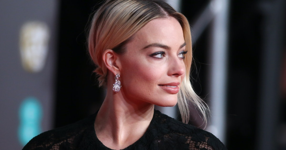 Margot Robbie Just Wore Meghan Markle's Go-To Heels & They're Still Available