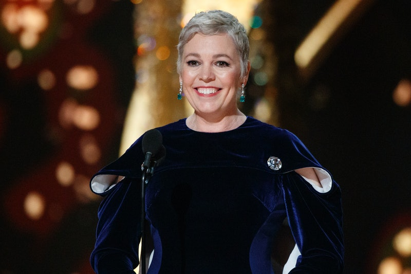 Olivia Colman's 2020 Oscars speech was one of the most hilarious moments of the night