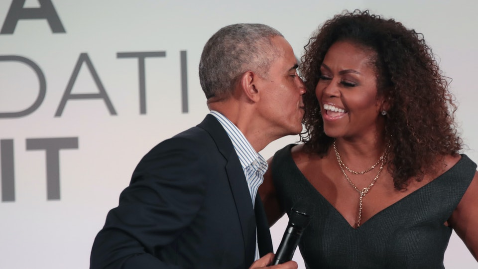 The Obamas' production company backed Oscar-winning documentary 'American Factory'