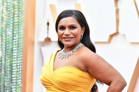 Mindy Kaling's 2020 Oscars look has a special connection to Meghan Markle