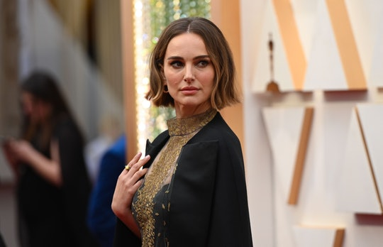 Natalie Portman embroidered the names of female directors snubbed at the Oscars into her cape