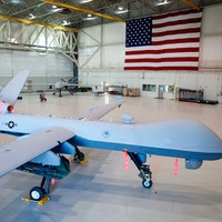The military wasted $17 million on drone improvements that never came