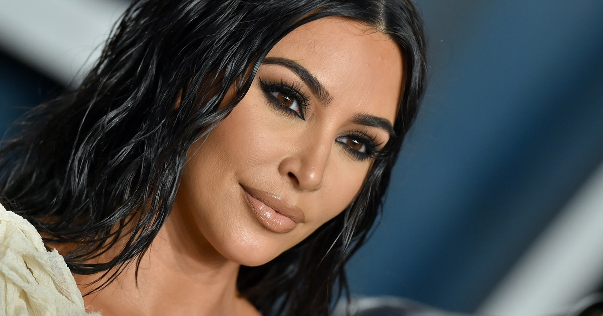 Kim Kardashian's Bronde Hair Will Probably Be The Next Big Hair Color Trend