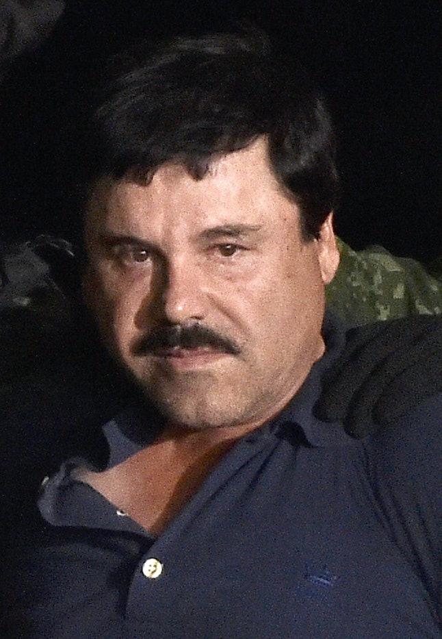 "Joaquín ""El Chapo"" Guzmán (Alejandro Edda)"