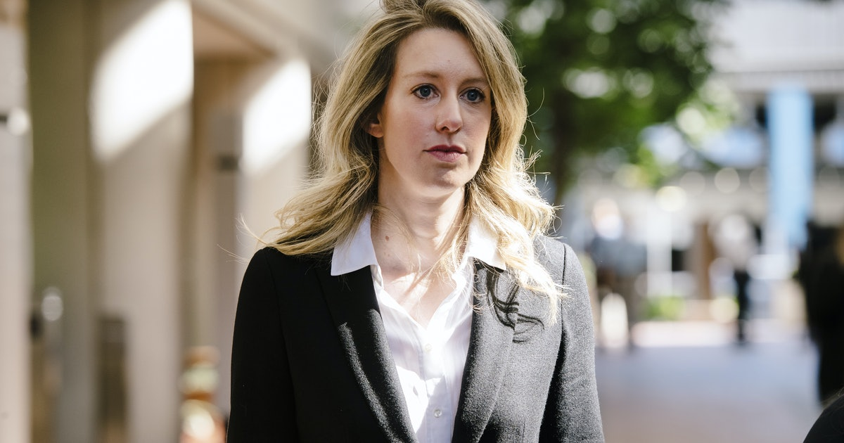 Elizabeth Holmes is trying to get her charges dropped ahead of Theranos trial