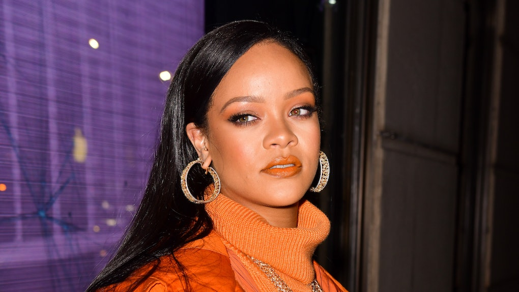 Rihanna's zodiac sign is Pisces