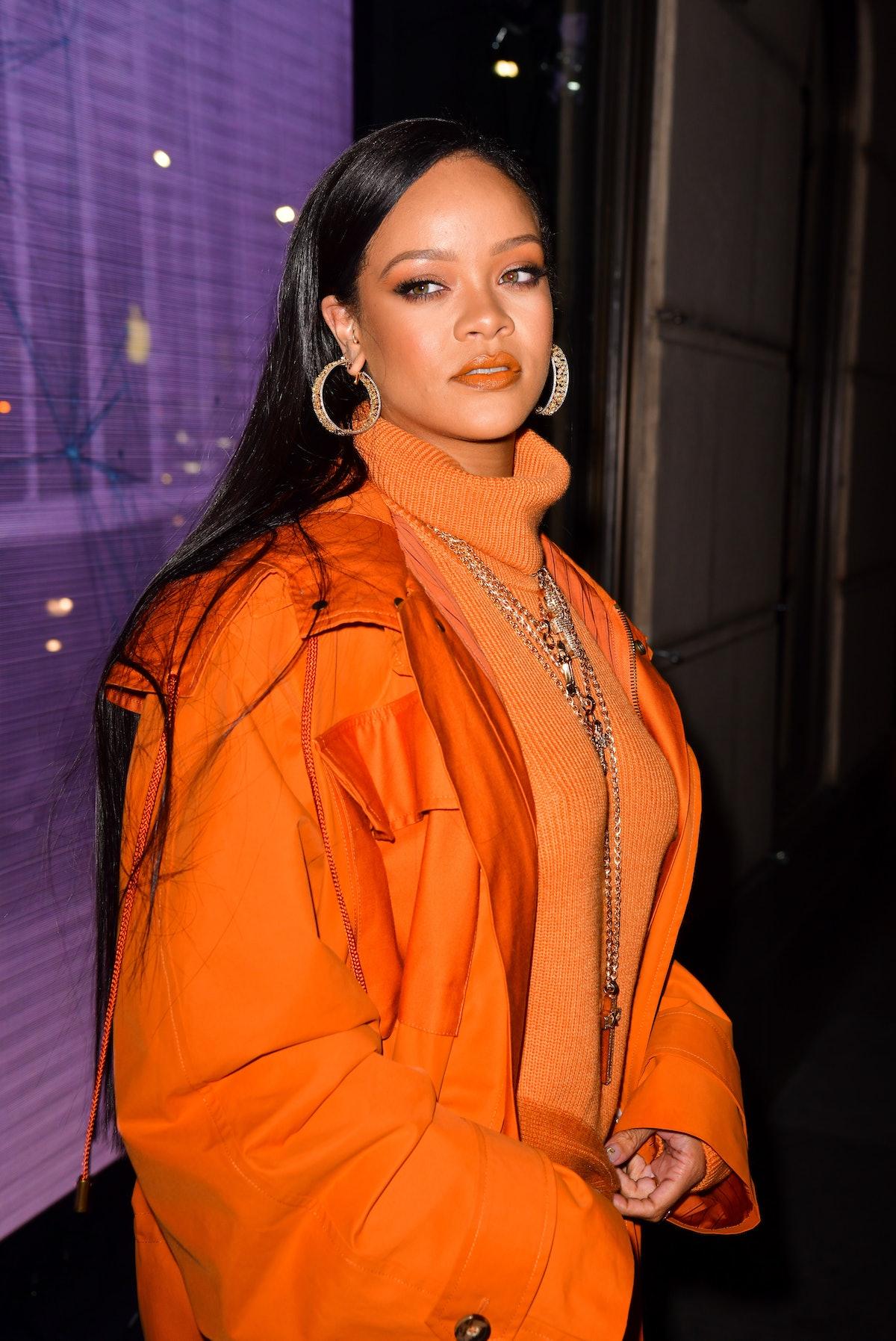Rihanna's zodiac sign is Pisces