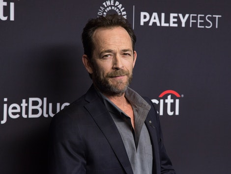 The Oscars Addressed Luke Perry's Omission From The In Memoriam Segment