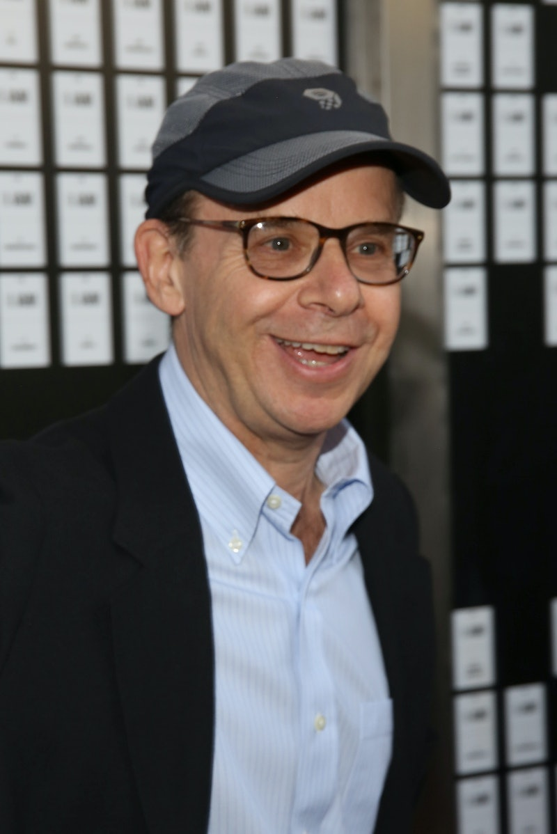 Rick Moranis is reprising his role in Disney's 'Honey I Shrunk The Kids' reboot, 'Shrunk.'