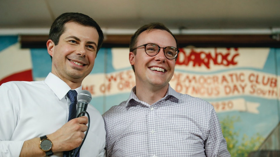 "Conservative radio host Rush Limbaugh questioned how parents would explain ""Mayor Pete kissing his husband"" to their children."