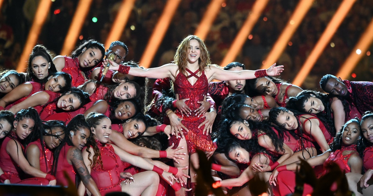 A man is suing the NFL for turning him on with the Super Bowl halftime show