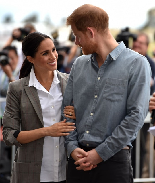 Meghan Markle and Prince Harry might enjoy a very special Valentine's Day together this year.
