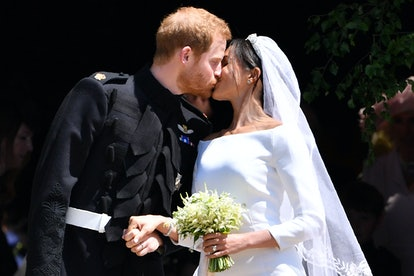 Meghan Markle is clearly a serious romantic.