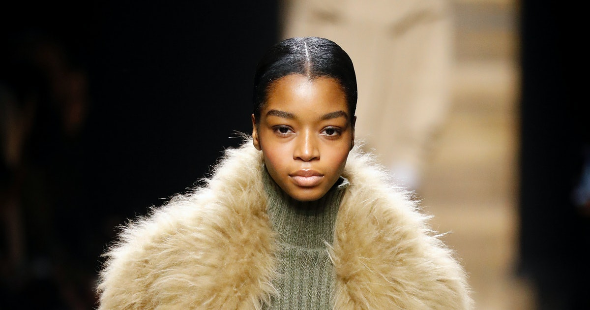 Michael Kors Fall/Winter 2020 Featured This Edgy Hair Trend
