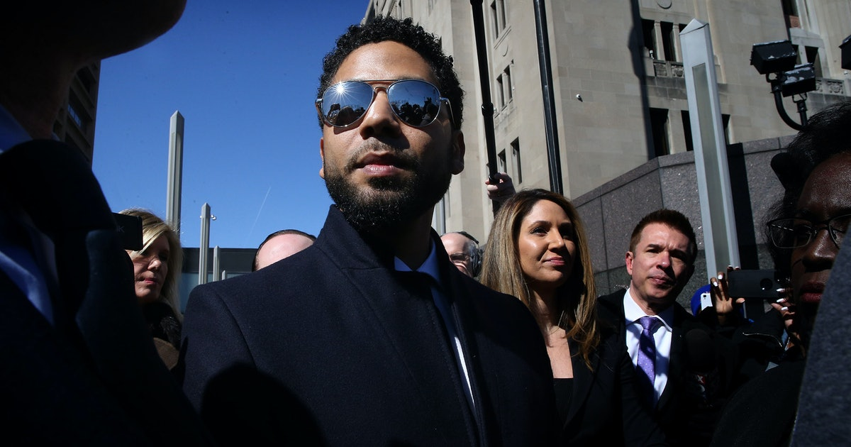 Jussie Smollett's legal troubles are just beginning