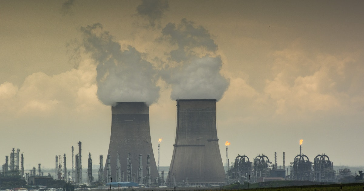 Global emissions didn't increase in 2019. That's progress, but it's not enough