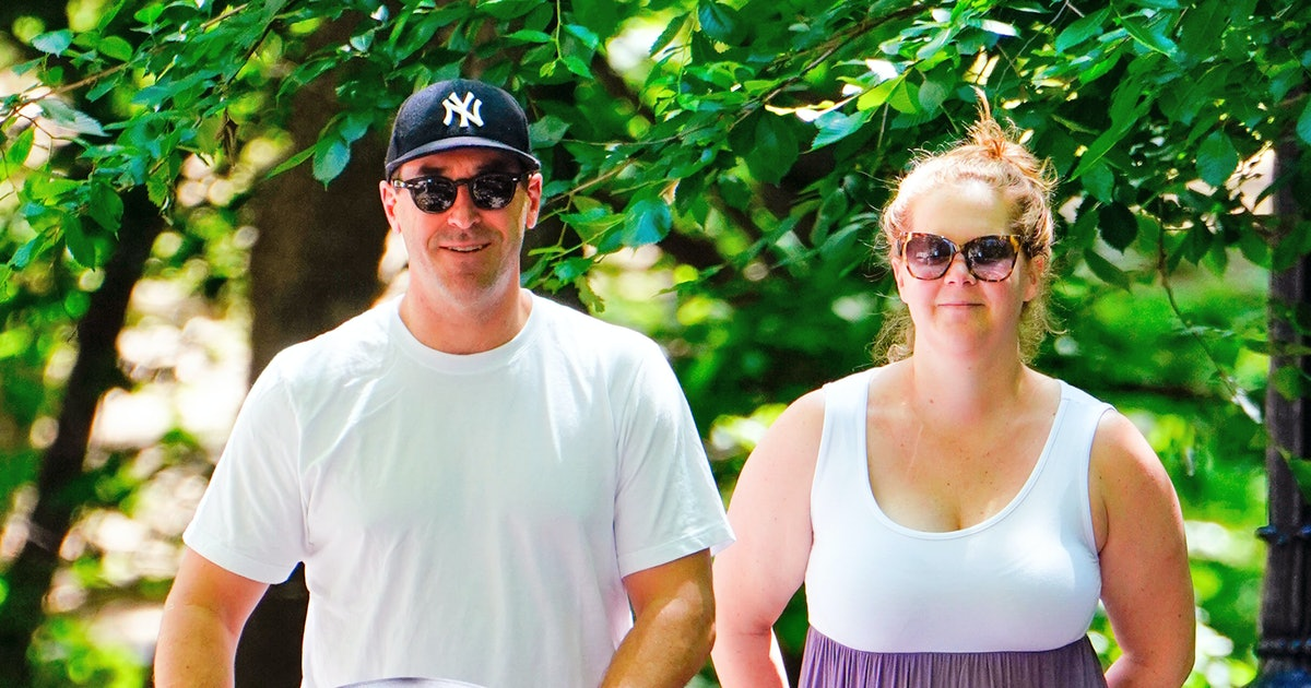 Amy Schumer Admitted She Got Emotional When Baby Gene Got His First Fever