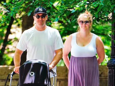 It's tough when babies get sick, just ask Amy Schumer.