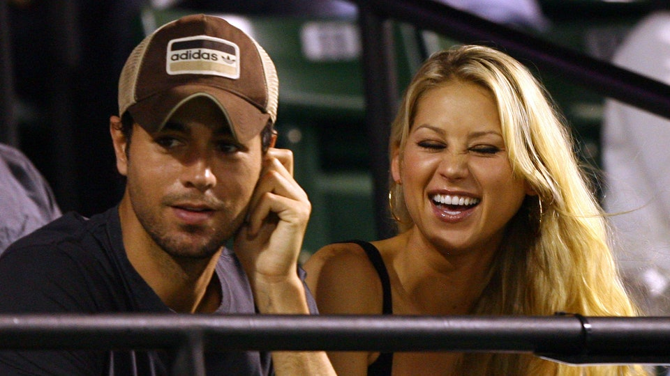 Enrique Iglesias and Anna Kournikova announced on Instagram on Thursday that they welcomed their third child.