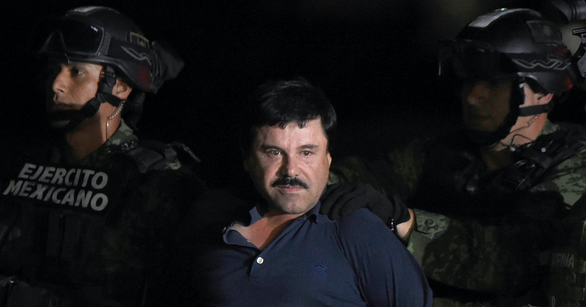 Every El Chapo Update You Need After Watching 'Narcos: Mexico' Season 2