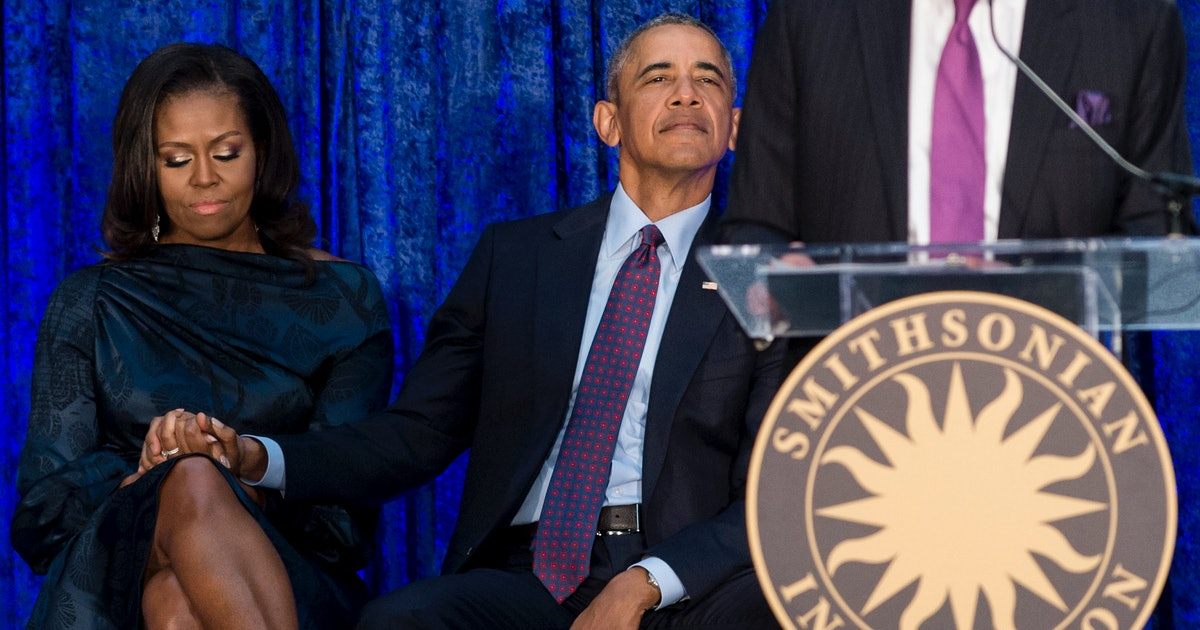 I'm Swooning At Barack Obama's Valentine's Post To Michelle