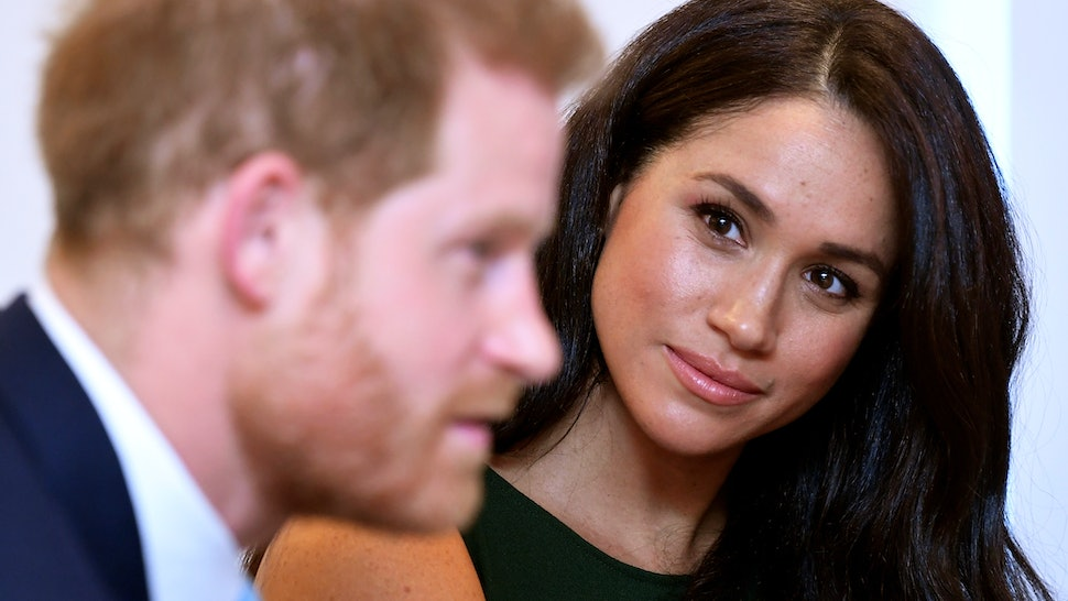 Prince Harry and Meghan Markle spent hours in a brainstorming session with Stanford University professors