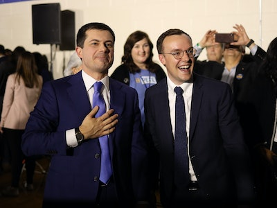 A new Iowa bill would see teachers banned from saying Pete Buttigieg is gay.