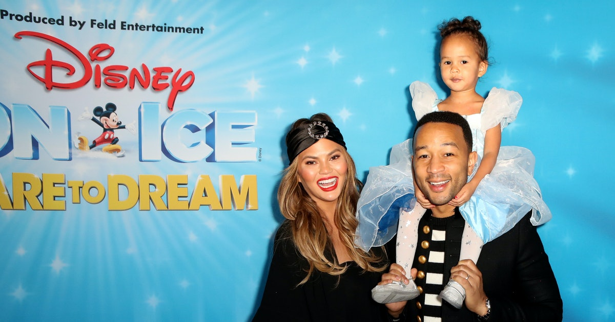 John Legend Won Valentine's Day With This Daddy-Daughter Pancake Video