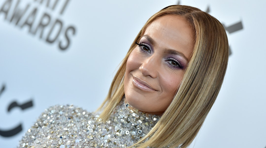 Jennifer Lopez has been rocking bronde hair color for years