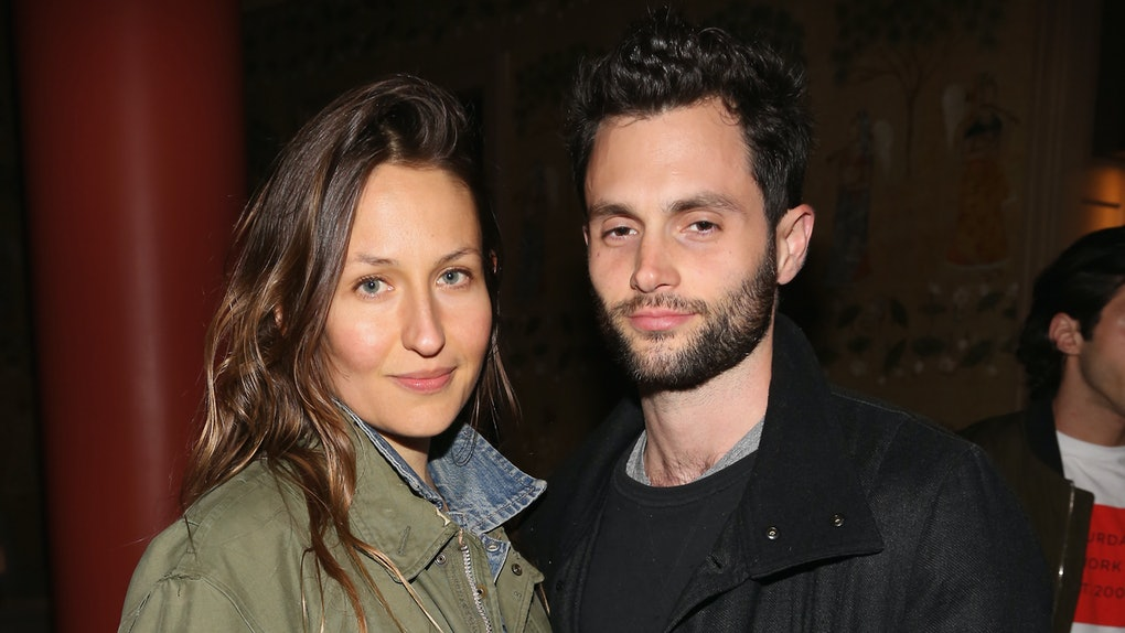 Penn Badgley and Domino Kirke's relationship timeline is romantic