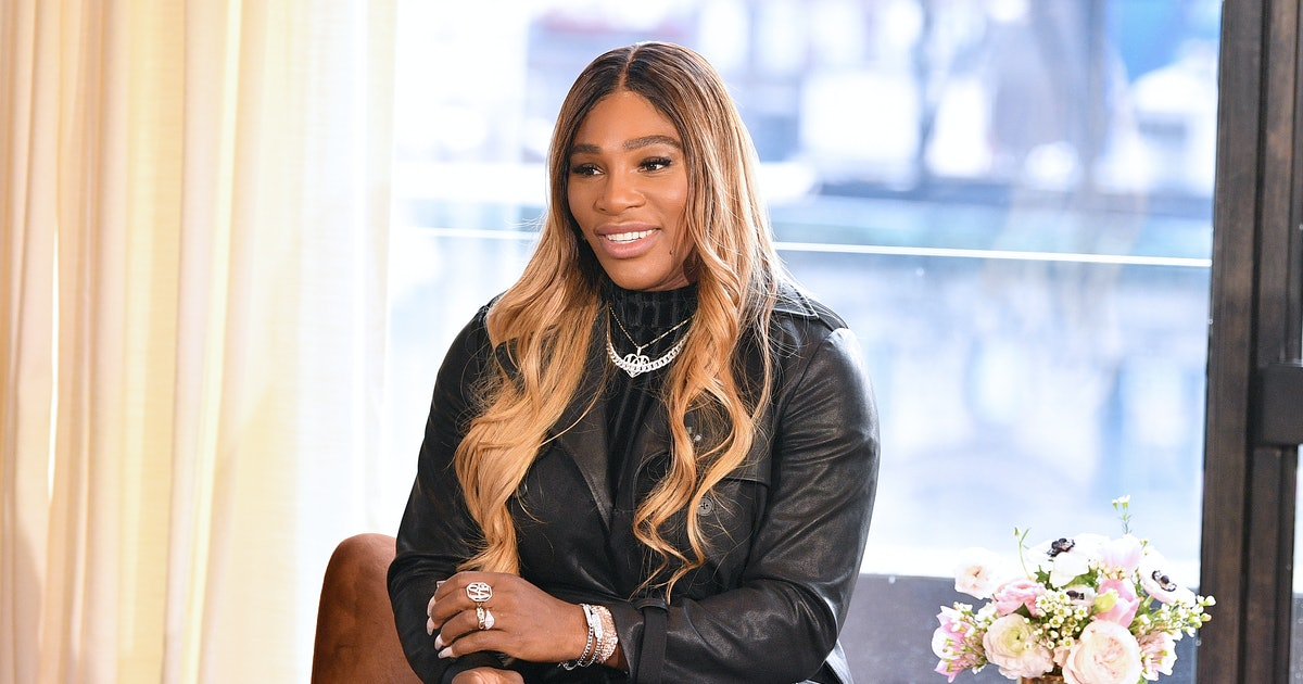 Serena Williams Has A Message For Designers Who Won't Make Plus Sizes