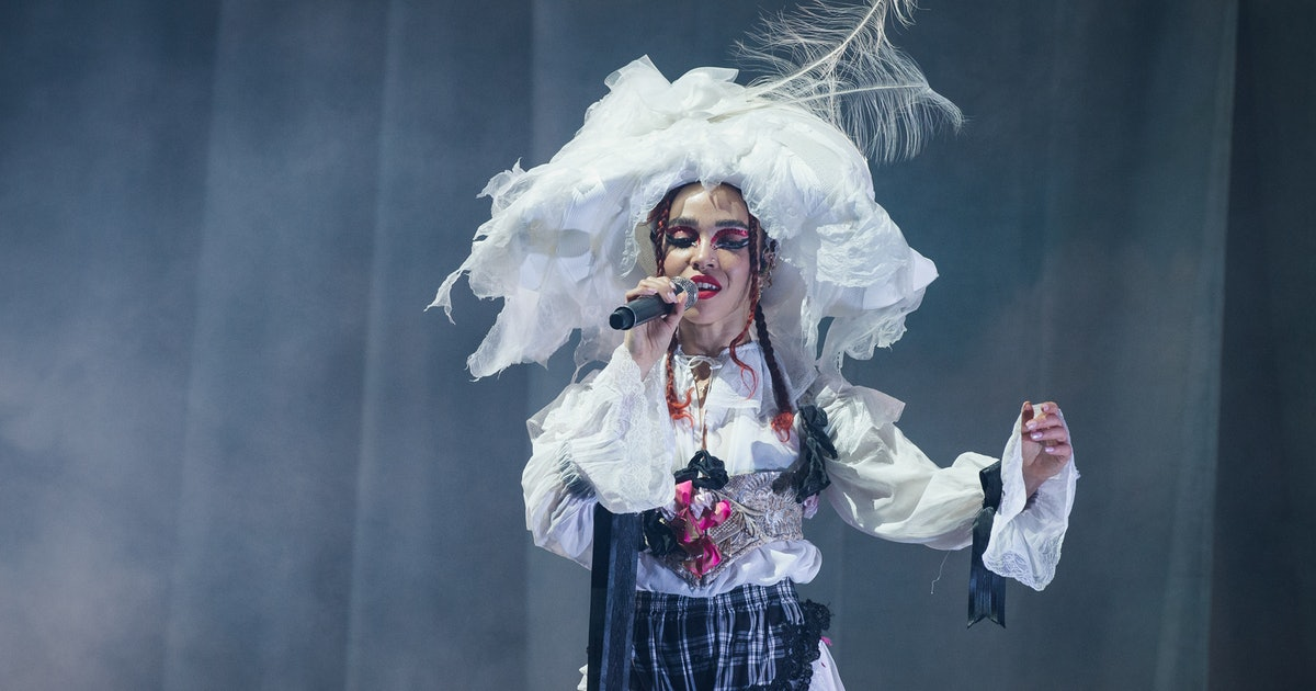 You Can Still Buy Tickets For FKA Twigs Only UK Live Performance In 2020