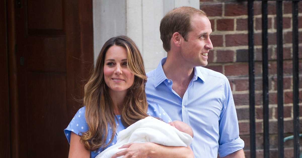 Kate Middleton Revealed She Was Terrified During Prince George's Debut Photo Call