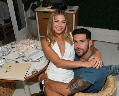 BiP's Krystal Nielson and Chris Randone announced that they're ending their marriage on Valentine's Day.