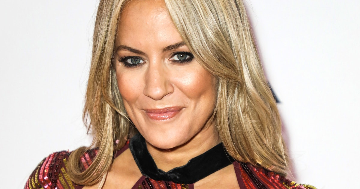 'Love Island' Host Caroline Flack Has Died At Age 40
