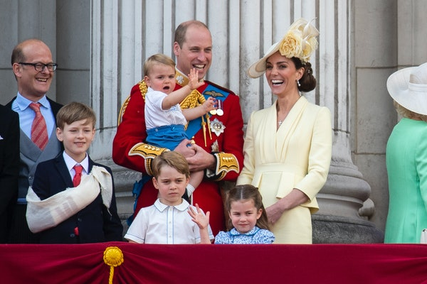 Kate Middleton's first podcast appearance ended up being about her parenting style.