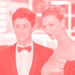 Joshua Kushner gave Karlie Kloss an intense Valentine's gift: A one-on-one messaging app