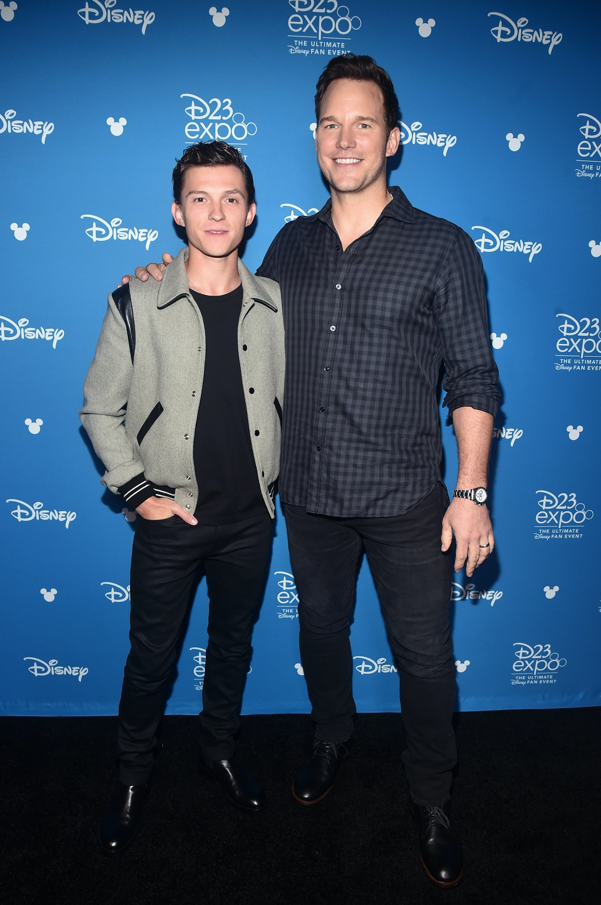 Tom Holland and Chris Pratt's quotes about deleting social media are pretty relatable.