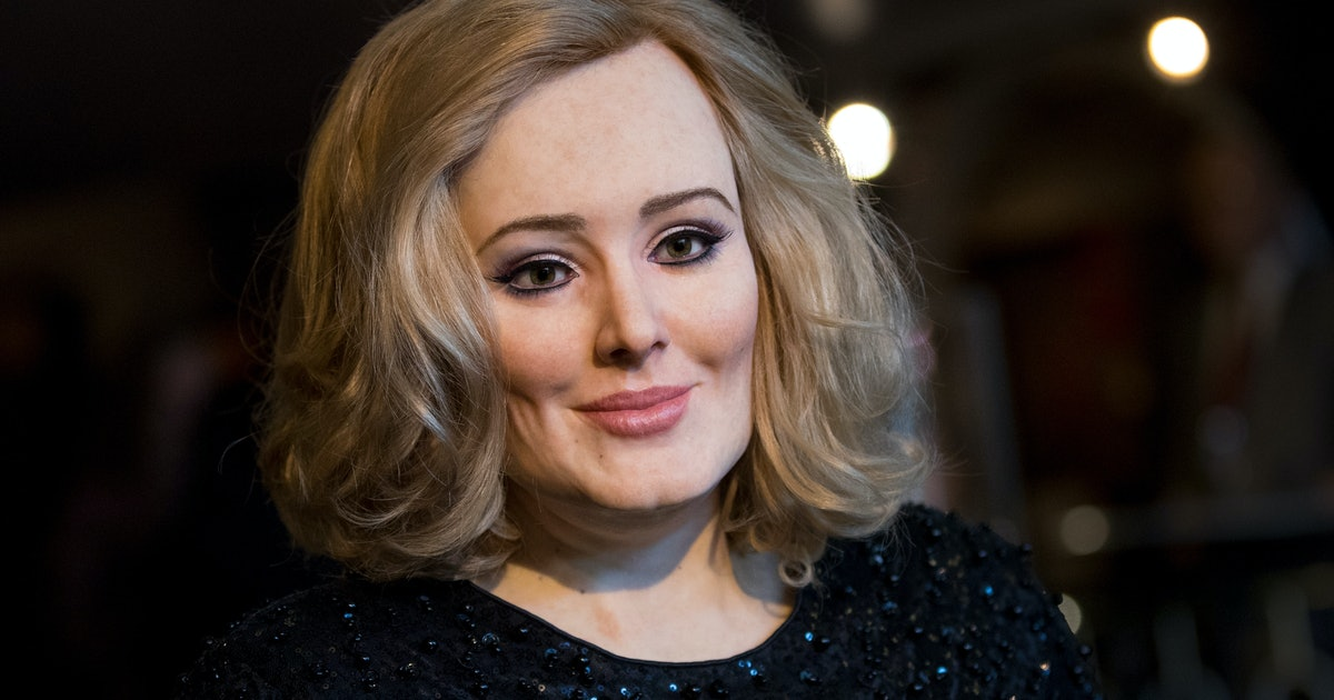 Adele Officiated Her BFF's Wedding & Still Made Time To Serenade The Guests