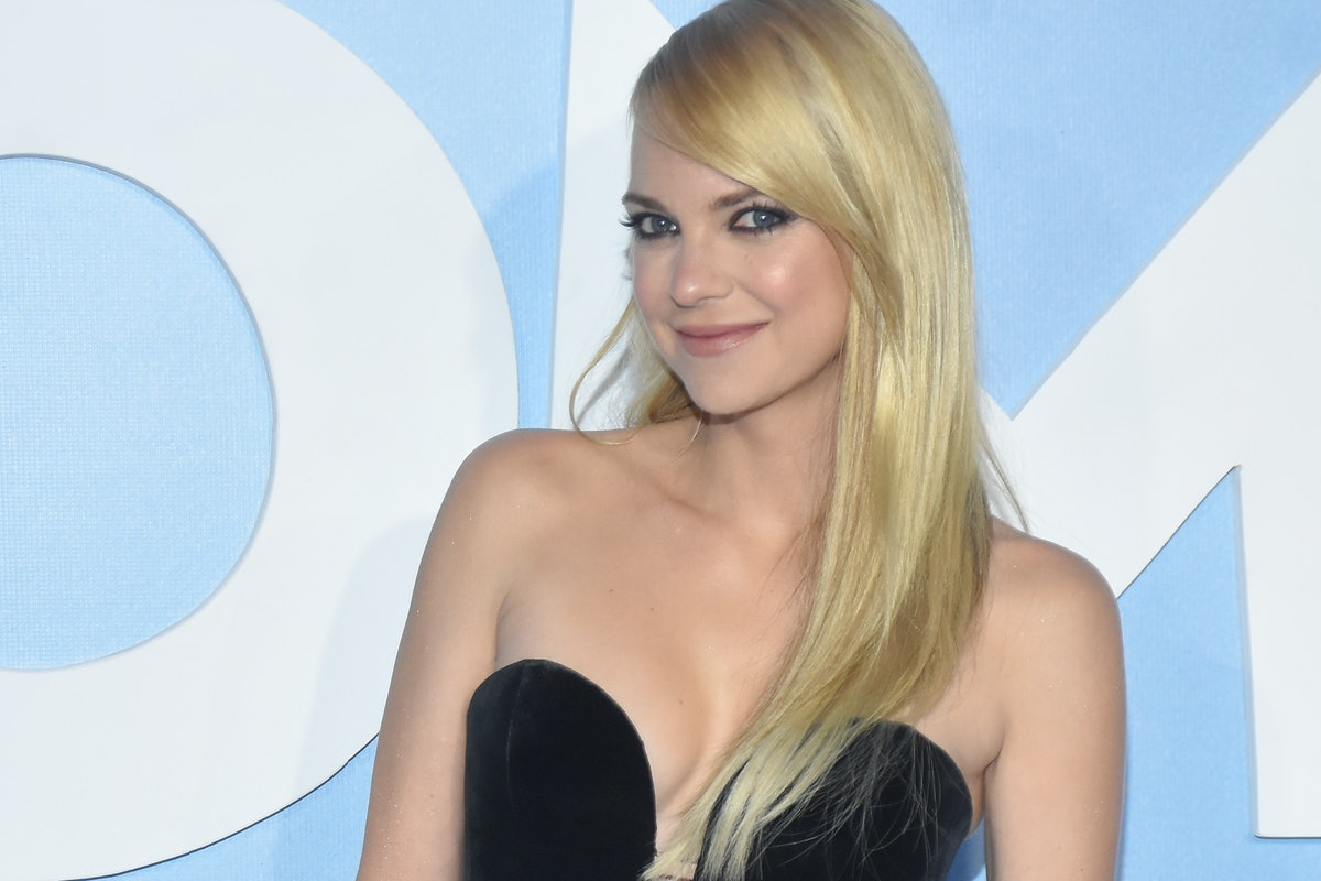 Anna Faris confirmed she's engaged