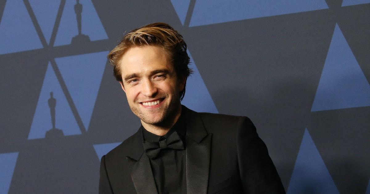Um, So Apparently Robert Pattinson Smells Like Crayons