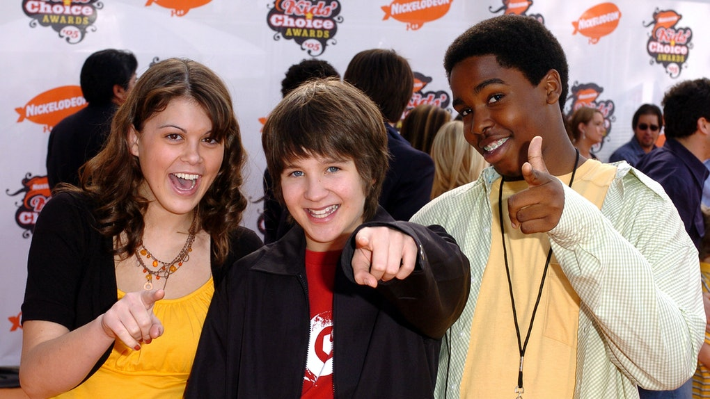 There was a Ned's Declassified School Survival Guide reunion
