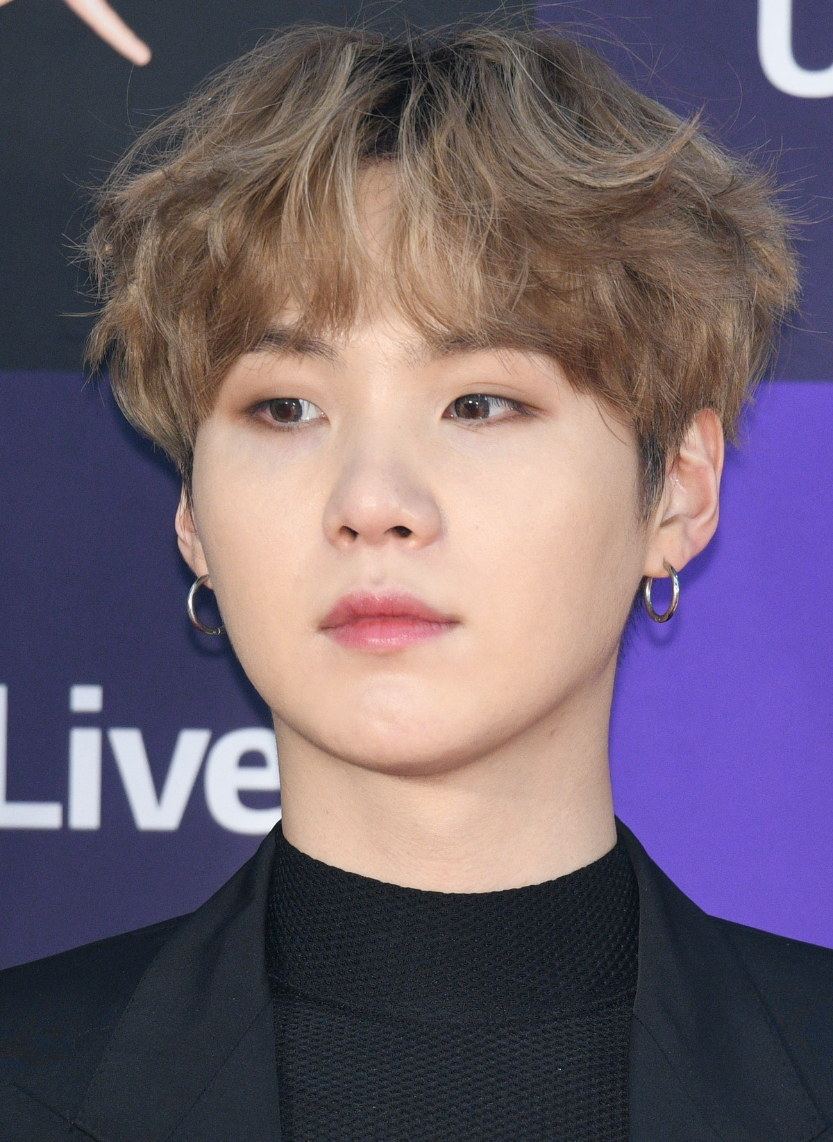 Suga from BTS, whose zodiac sign is Pisces.